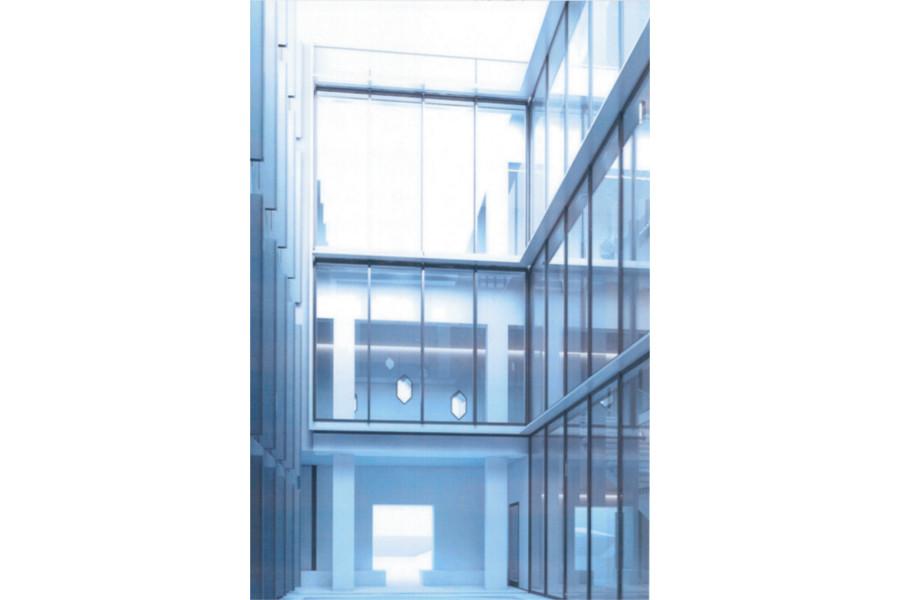 Visualisierung Kantonsspital Graubünden