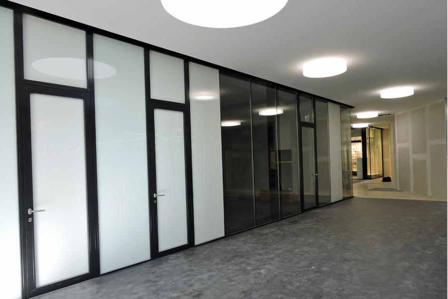 Ladenzentrum Leimbach