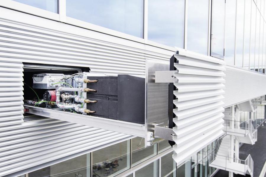 Neubau ETH Zürich HIB