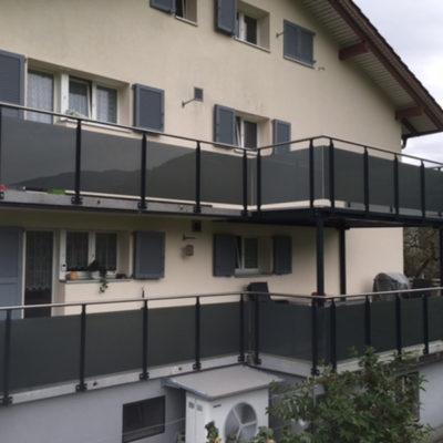 Balkon Birkenweg