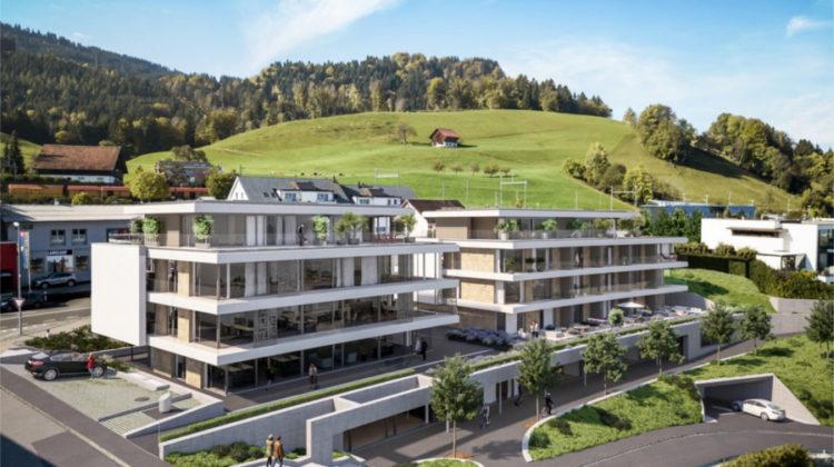 Wohn- & Geschäftshaus Neuhof